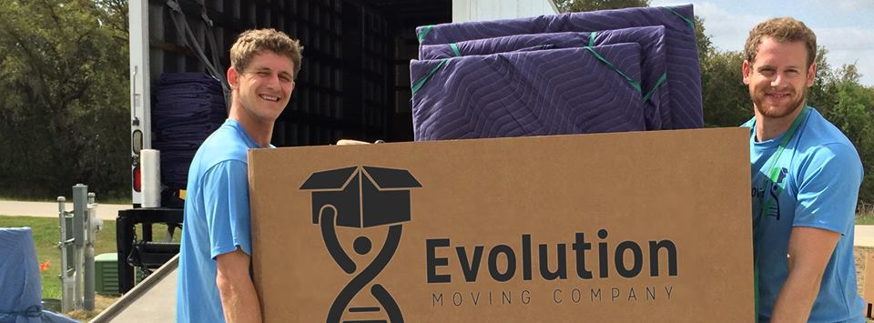 Evolution Moving packers and movers carry all the supplies and knowledge you need.