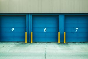 local movers Texas blue storage units