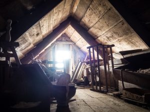 an attic - converting an attic