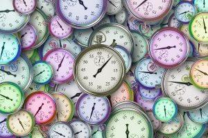 Bunch of clocks
