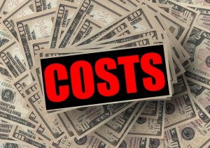 Downsizing a home has some unforseen costs.
