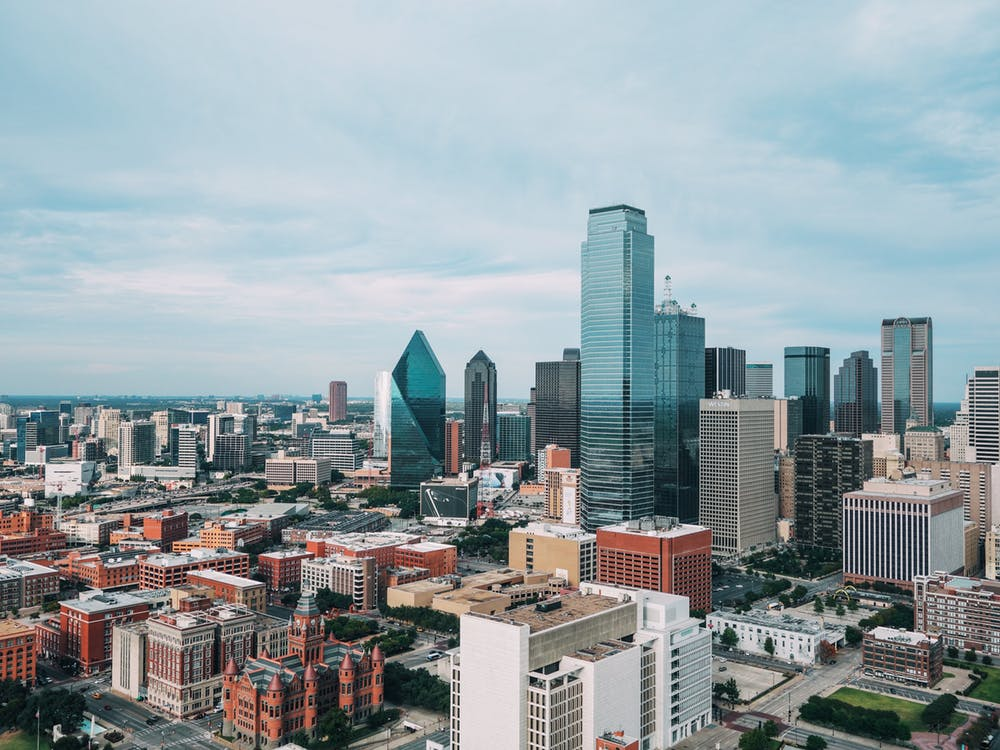 Find a job in Dallas before moving