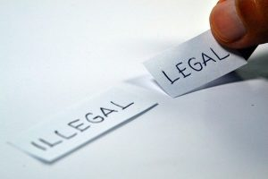 Legal or illegal practices are a way to identifying bad movers