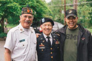 Senior veterans