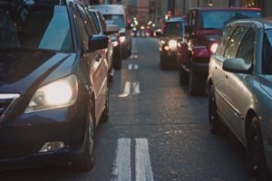 traffic jams can be major moving day obstacles