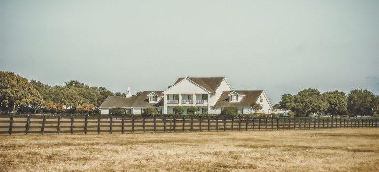 Texas ranch in suburbs